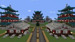 Scorpiomobile's Oriental set (with DL!) Minecraft