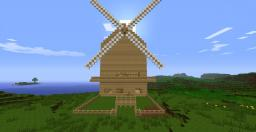 amazing mill Minecraft Project