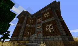 The Overlook Mansion Minecraft Map & Project