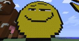 Smiley  :D Minecraft Map & Project