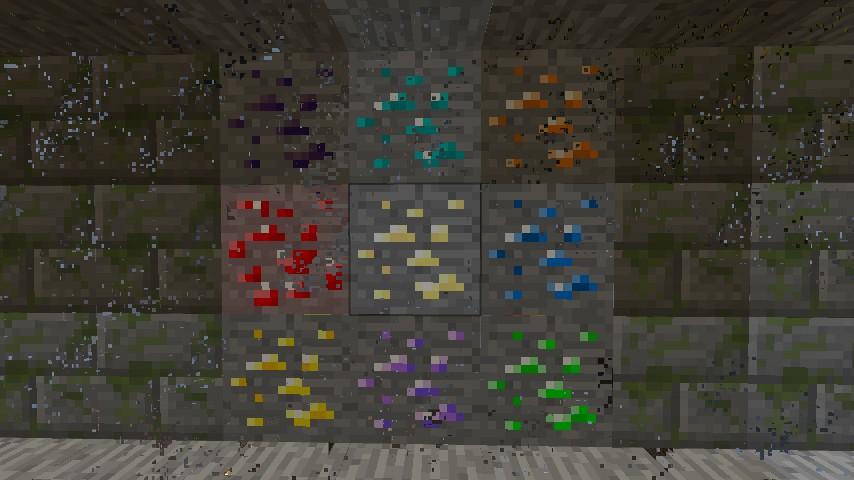 181Mystical Ores V10 Minecraft Mod