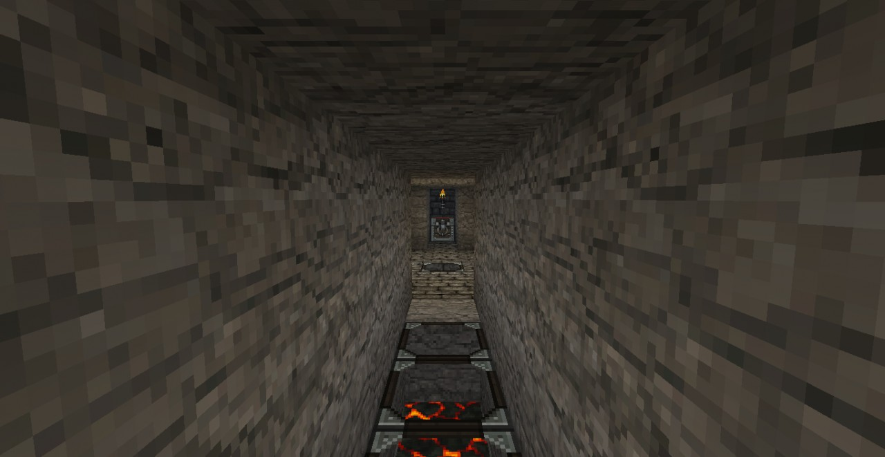 A secret room in the caves. Nice reward. :)