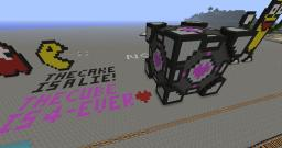 My Companion Cube <3 Minecraft Map & Project