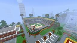 Baseball Stadium Minecraft Project