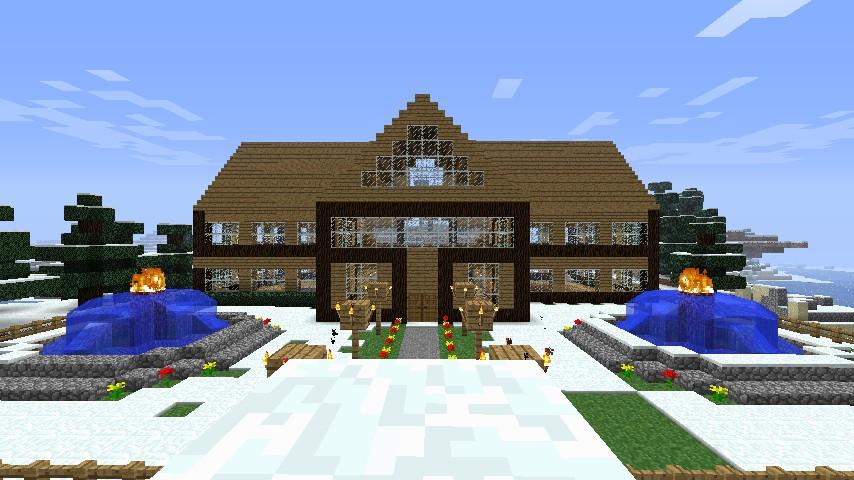 2011-10-13_002215_621342 Winter Minecraft House Design on ponyville house, terraria winter house, cats winter house, cartoon winter house, fluttershy's house, the sims 3 winter house, pallet chicken house,