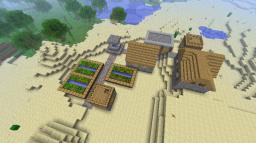 VILLAGEUPGRADE Minecraft