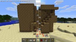 Elevator Minecraft Map & Project