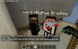 Stargate Atlantis Server Texture Pack V1.6.6 /w Custom Portal and NPC Skins Minecraft