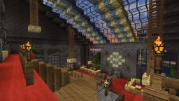Theater Complex Minecraft Project