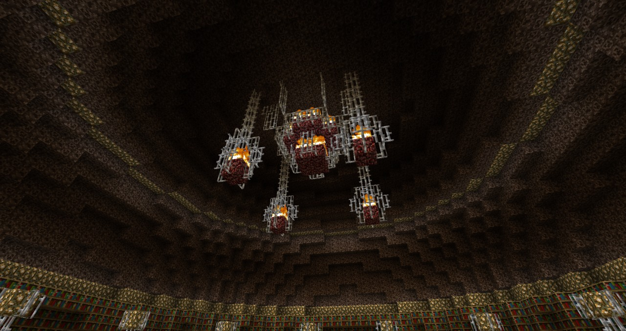 Temple of Secrets Minecraft Project for Minecraft Chandelier Glowstone  165jwn