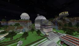 Pantheon Minecraft Map & Project