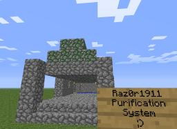[1.9.3] Raz0r1911 PurificationSystem Minecraft Map & Project