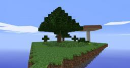 SkyDiamonds! Minecraft Map & Project