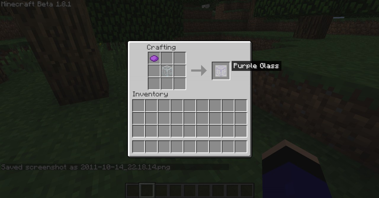1 8 1 Moar Glass May Contain Stained Glass Minecraft Mod