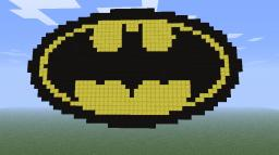 Batman Logo Minecraft Map & Project