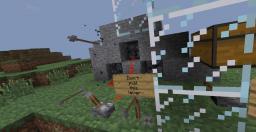 FASTEST TRIPLE MACHINE GUN EVER Minecraft Map & Project
