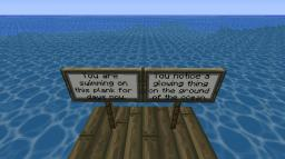 [SURV] Lost in the Ocean Minecraft Map & Project