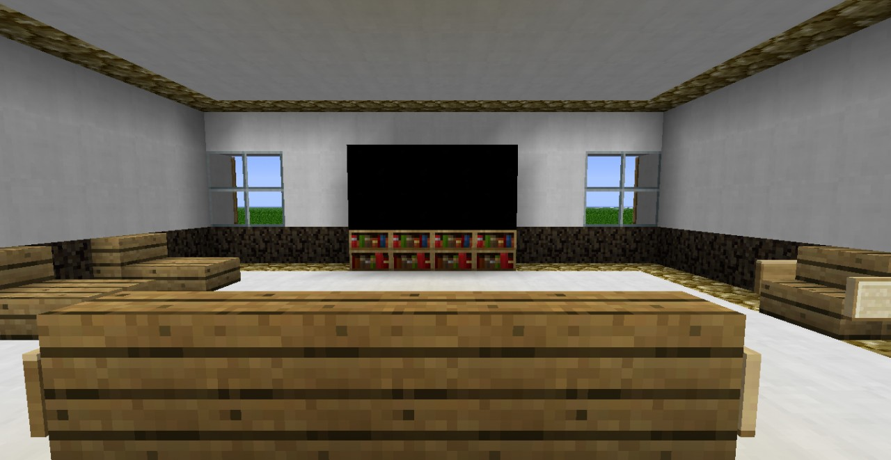 Mansion Tv Room - Viewing Gallery