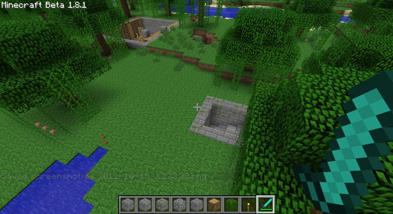 Minecraft | Survival Island - Episode 3: Spider Dungeon ...