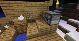Toilet With Toilet Roll Dispenser Minecraft Map & Project