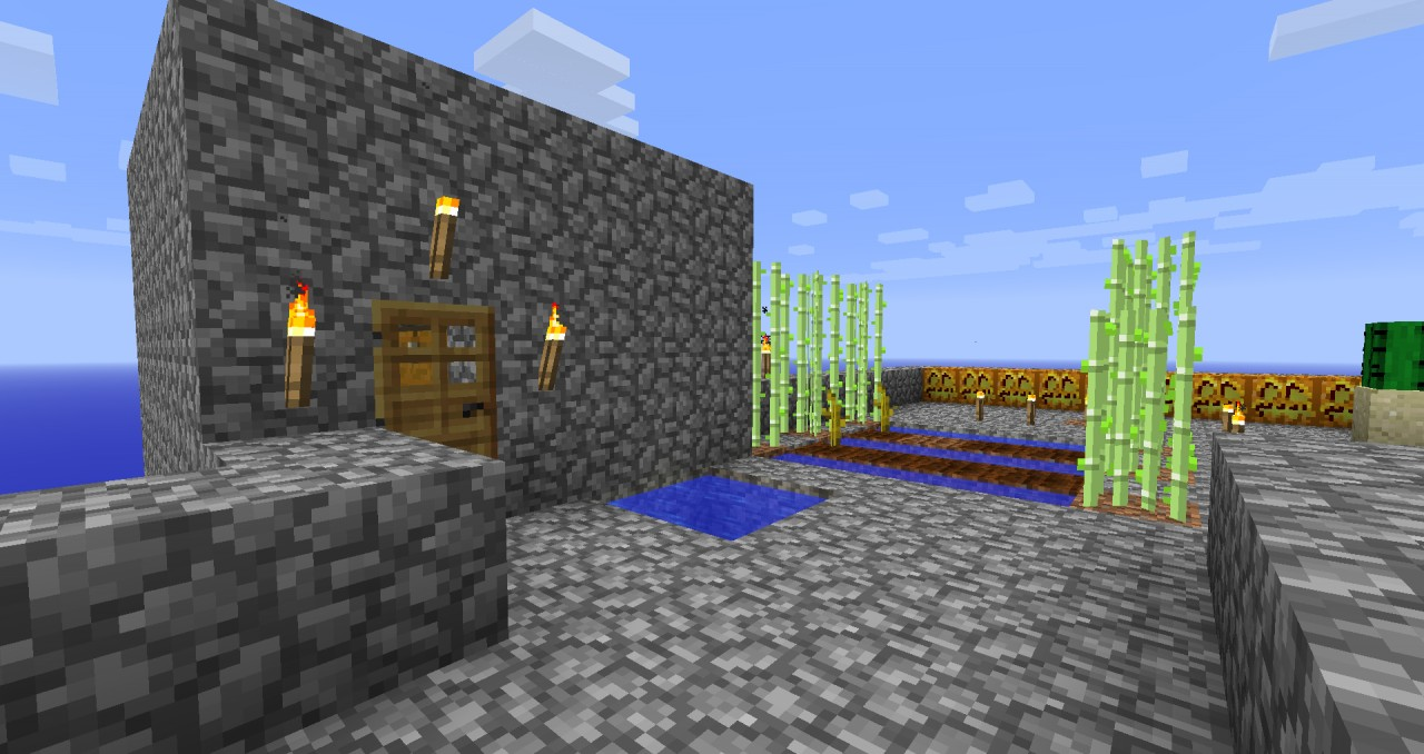 My house and farm