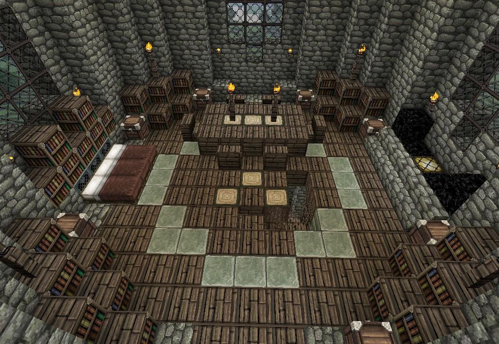 how to kill wizards minecraft