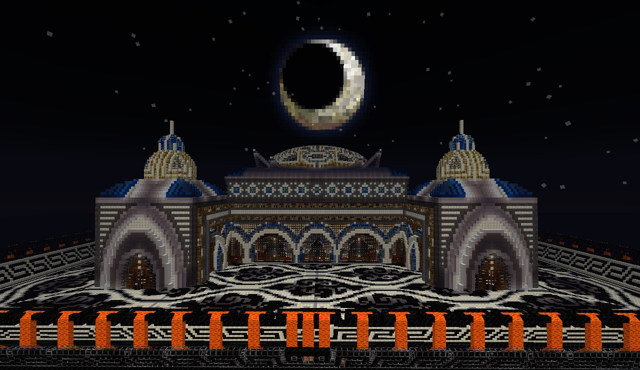 Arabic Palace 1 2 3 Schematic Update Minecraft Project