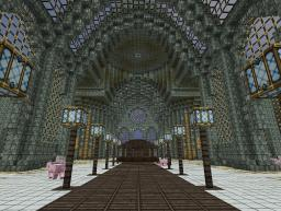 MASSIVE complex train station Minecraft Map & Project