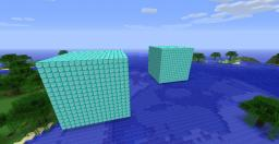 Random Diamond Cubes