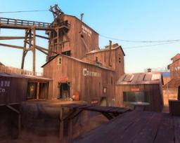 TF2 Dustbowl Minecraft Map & Project