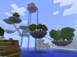 9-islands Minecraft Map & Project