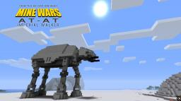 AT-AT: Imperial Walker Minecraft Map & Project