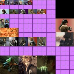 Final Fantasy Guys (Dissidia) Minecraft Texture Pack