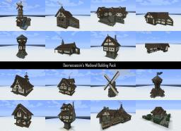 Medieval Building Pack Minecraft
