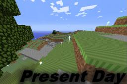 Present Day (I would like comments and suggestions for this, Please.) Minecraft Texture Pack