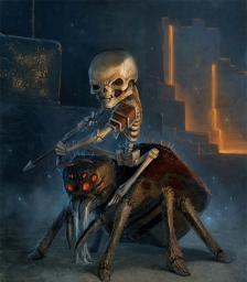 Spider Jockey- The rare but REAL creature! Minecraft Blog