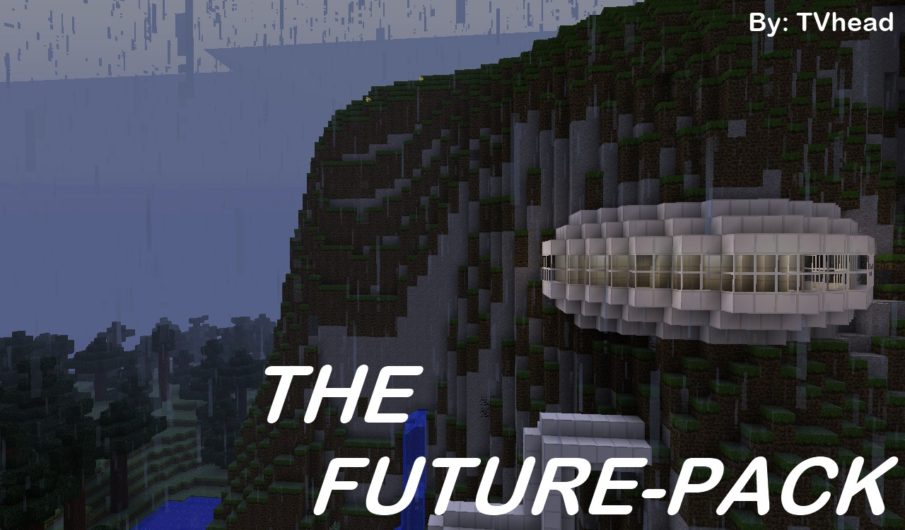 Future Pack 1 2 5 16x16 Minecraft Texture Pack