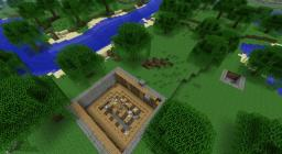 Stronghold Seed!!! Minecraft Blog Post