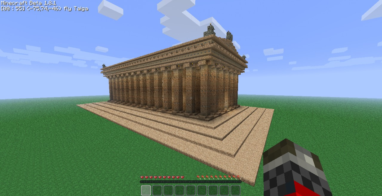 Greek Architecture Minecraft plain greek architecture minecraft find this pin and more on