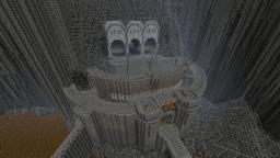 Hanens Helms Deep. Minecraft Map & Project
