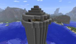 Redstone Lighthouse (with Video Tutorial) Minecraft