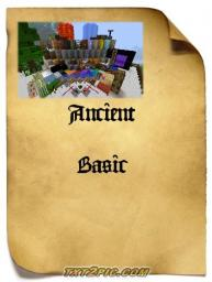 Ancient Basic [128x128 Realistic] 1.8.1 Minecraft Texture Pack