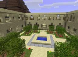 [Sand Village] Pyramide Minecraft Map & Project