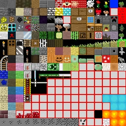 The Powered By Caffeine pack. Minecraft Texture Pack
