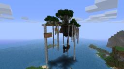 My 5 minute Tree Minecraft Map & Project