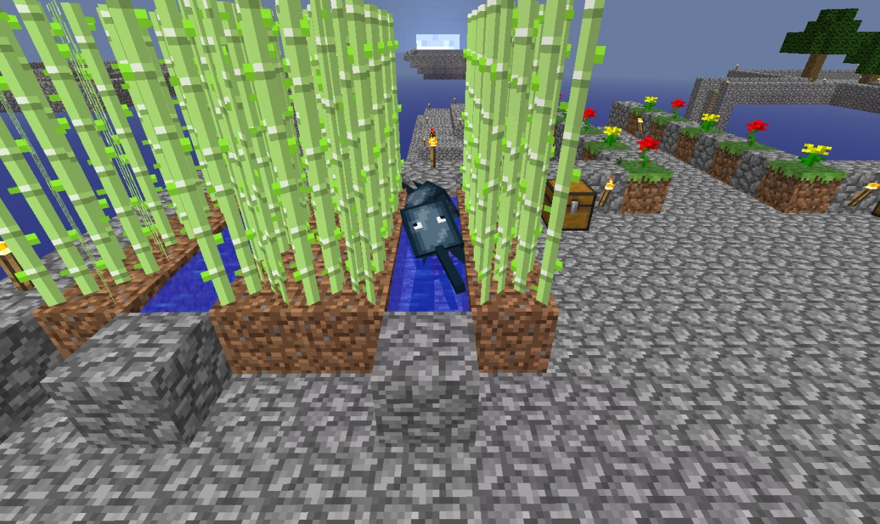 My sugar canes attracted some animals... some how?