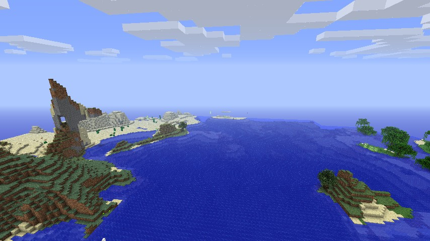 A nice world minecraft project for World nice photo