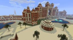Atlantis Resort & Hotel (Dubai) Minecraft Project