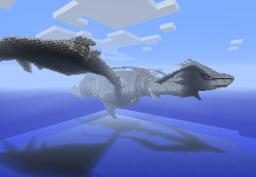 Pokemon Reshiram Minecraft