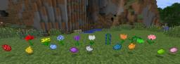 Flowercraft Minecraft Mod